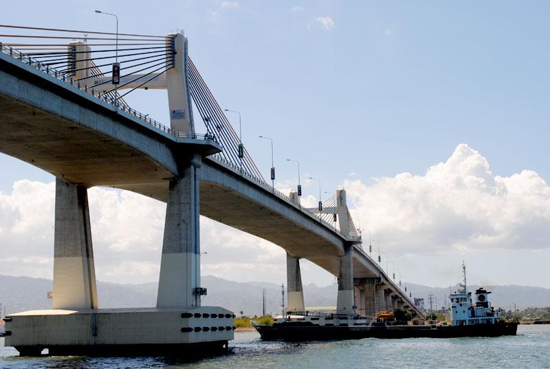 Philippine Cebu Mactan New Bridge