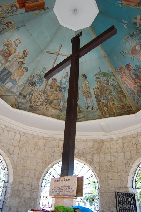 Cebu City Magellans Cross