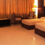 The Hotel Fortuna Cebu Super Deluxe Room with Garden