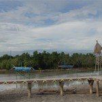 Lapu-Lapu Shrine shore