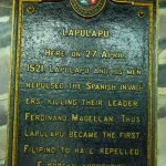 Lapu-Lapu shrine history