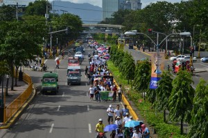 Cebu Inter-Faith Walk for Peace