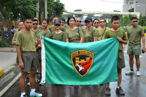 Cebu Inter-Faith Walk for Peace-53rd Engineers Group