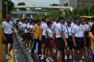 Cebu Inter-Faith Walk for Peace-CENTCOM group