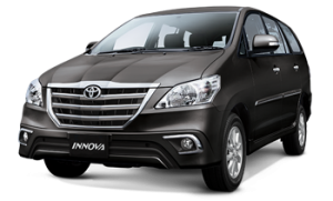 Cebu Innova Black Car