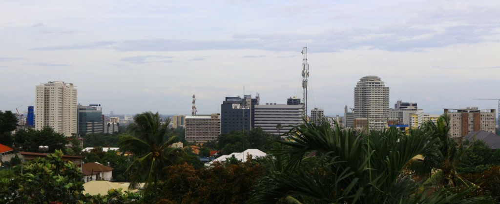 Cebu IT Park Buildings