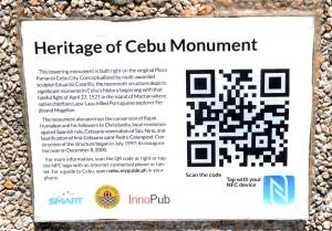 Cebu Heritage Monument History