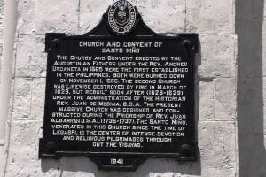 Cebu Sto Nino History