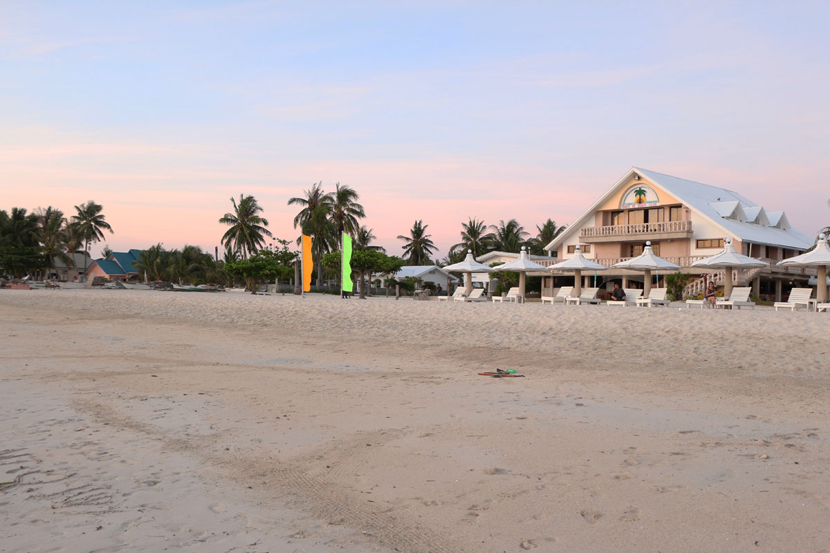 Blue Coral Beach Resort Contact Number
