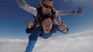 cebu sky diving
