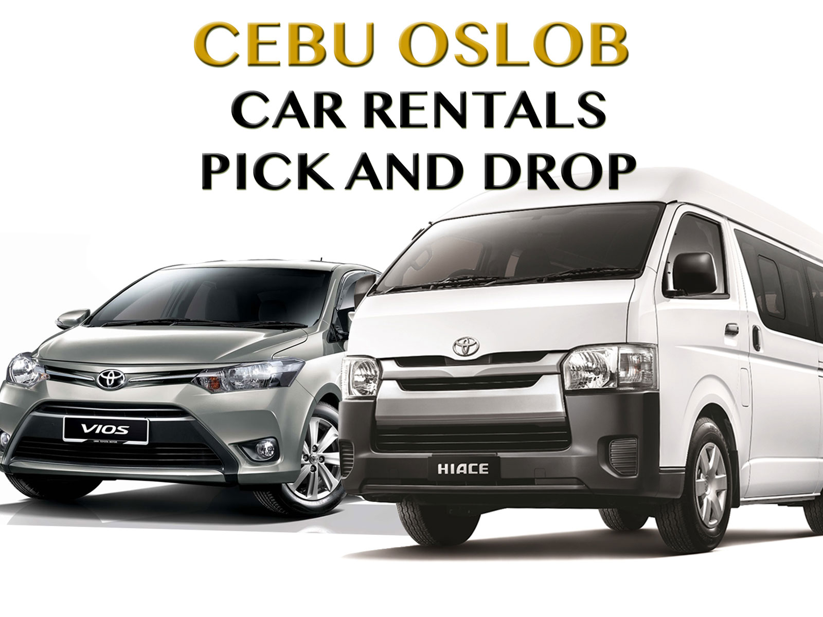 Ez Rent A Car Coupon Code: Cebu Oslob Car Rentals