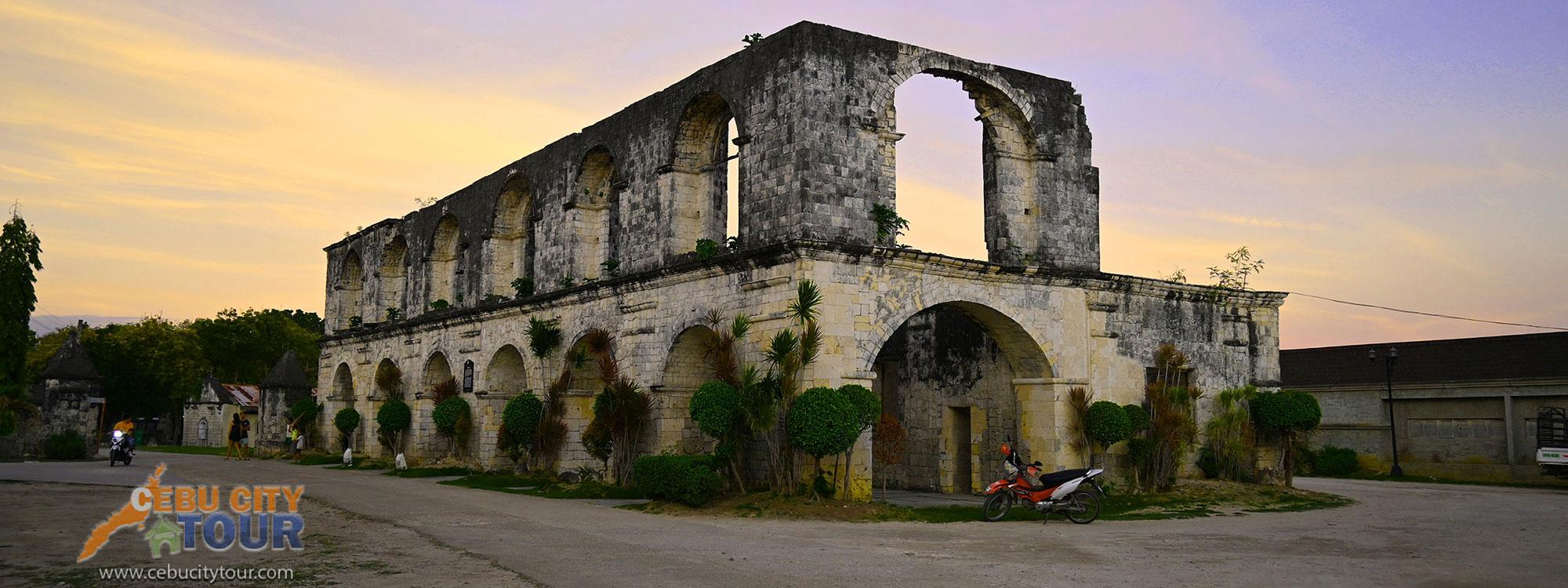 Oslob Cuartel - Spanish Ruins