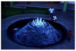 Cebu Ayala Terrace Fountain