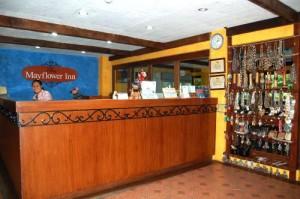 cebu mayflower front desk