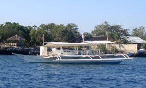 Plantation Bay Boat - Mactan Boat