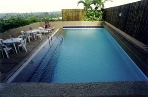 Cebu Metro Centre Hotel Swimming Pool