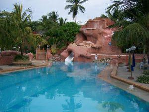 Intosan Resort Big Pool