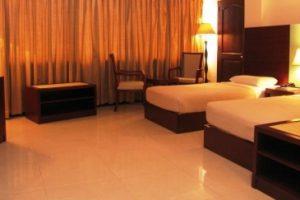 The Hotel Fortuna Cebu Super Deluxe Room with Garden
