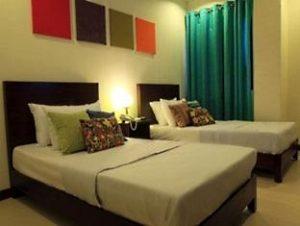Alba Uno Residencia Family Standard Room