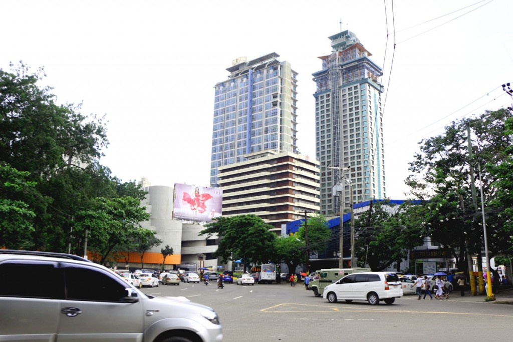 Cebu City Crown Regency Buildings