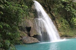 Cebu Kawasan Falls main Fall
