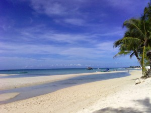 bantayan cebu scenic beach front