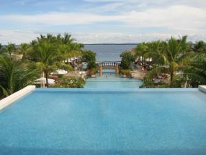 Crimson Cebu Beach Resort and Spa Infinity Pool