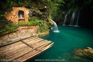 Cebu Kawasan Falls with Grotto