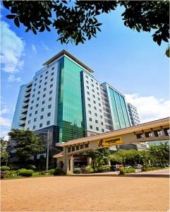 TGU Building IT Park Apas Cebu