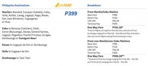 Cebu Pacific Air Promo Dec 2013
