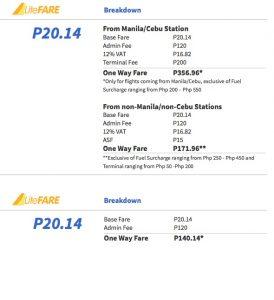 2014 Cebu Flight Promo