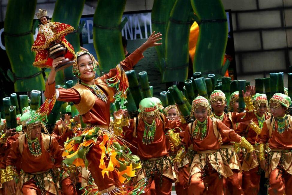 Cebu City Sinulog 2014 Photo Winner