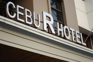 Cebu R hotel logo