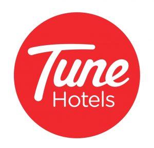 Tune Hotels Cebu Logo