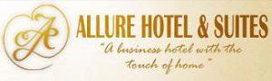 allure hotel and suites cebu logo