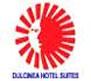 dulcinea hotel suites cebu logo