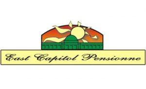 East Capitol Pensionne Logo