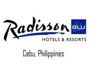 radisson blu cebu hotel logo