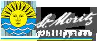 st. moritz hotel cebu logo