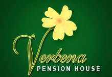Verbena Pension House Logo