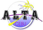 alta cebu village resort logo