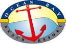 ocean bay beach resort logo