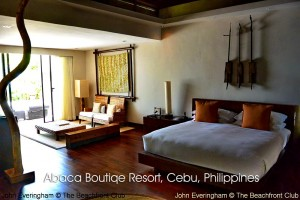 Cebu Beach Front - Abaca Resort - Mactan Hotel