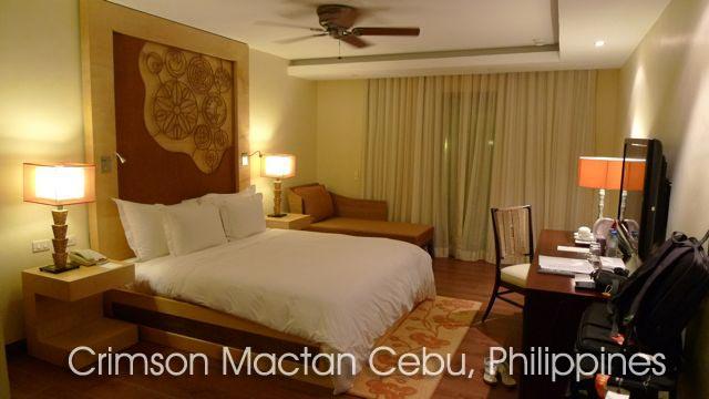 Crimson Hotel Cebu Room Rates