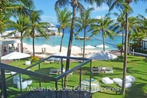 Lapu Lapu Beach Front Hotel - Mactan Beach Front Hotel - Moven Pick Beach Front