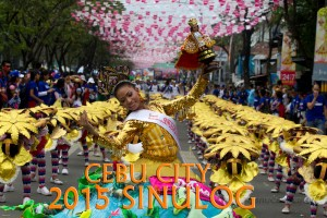 Cebu Sinulog 2015 Events