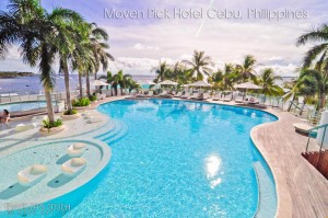 Cebu Swimming Pool Hotel - Moven Pick Hotel - Cebu Mactan Hotel