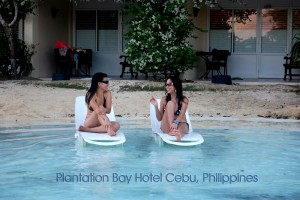 Cebu Girls in Plantation Bay
