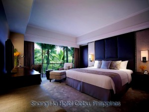 Shangrila Room - Philippines Hotel Deluxe Room