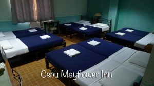 Cebu Pension House - Mayflower Inn